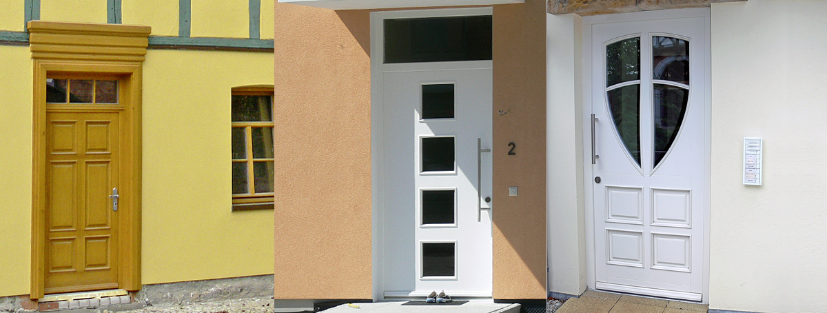 Großartig Türen - HOLZ-HESS GmbH - Fenster und Türen aus Holz ZA81